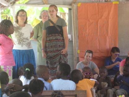 Day 2 - Children's Church