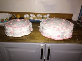 cakes for staff meal