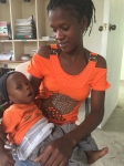 This special needs 18 month old will now be getting therapy because they came to our clinic.